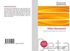 Bookcover of Viktor Dousmanis