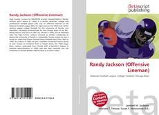 Borítókép a  Randy Jackson (Offensive Lineman) - hoz