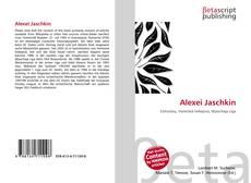 Bookcover of Alexei Jaschkin
