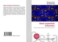 Bookcover of Alexei Jurjewitsch Schamnow