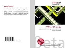 Bookcover of Viktor Chernov