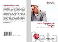 Bookcover of Alexei Sergejewitsch Drejew