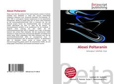 Bookcover of Alexei Poltaranin