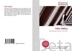 Bookcover of Tahir Abbas