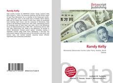Randy Kelly kitap kapağı