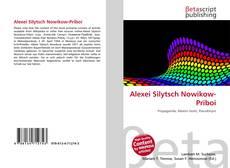Bookcover of Alexei Silytsch Nowikow-Priboi