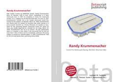 Randy Krummenacher的封面