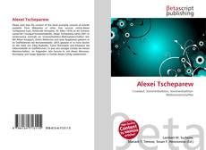 Bookcover of Alexei Tscheparew