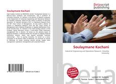Bookcover of Soulaymane Kachani