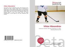 Viktor Alexandrov kitap kapağı