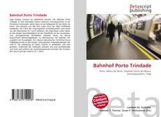 Bahnhof Porto Trindade kitap kapağı