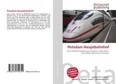 Potsdam Hauptbahnhof kitap kapağı