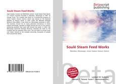 Portada del libro de Soulé Steam Feed Works