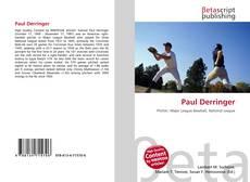Bookcover of Paul Derringer