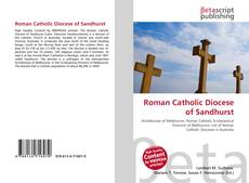 Bookcover of Roman Catholic Diocese of Sandhurst