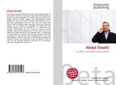 Aleșd (Stadt) kitap kapağı