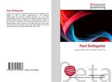 Обложка Paul Dellegatto