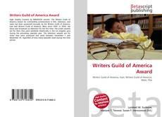 Borítókép a  Writers Guild of America Award - hoz
