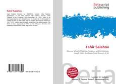 Portada del libro de Tahir Salahov