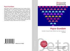 Bookcover of Psyco Gundam