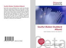 Обложка Soulful (Ruben Studdard Album)