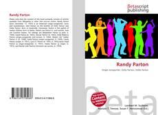 Bookcover of Randy Parton