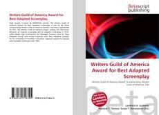 Borítókép a  Writers Guild of America Award for Best Adapted Screenplay - hoz