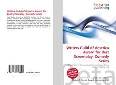 Borítókép a  Writers Guild of America Award for Best Screenplay, Comedy Series - hoz