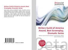 Borítókép a  Writers Guild of America Award, Best Screenplay, Dramatic Series - hoz
