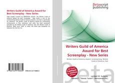 Borítókép a  Writers Guild of America Award for Best Screenplay - New Series - hoz