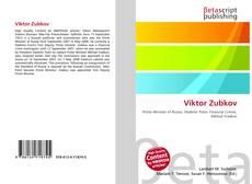 Bookcover of Viktor Zubkov
