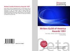 Borítókép a  Writers Guild of America Awards 1951 - hoz