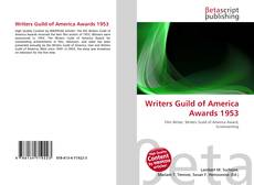 Borítókép a  Writers Guild of America Awards 1953 - hoz