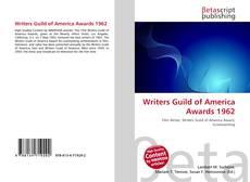 Borítókép a  Writers Guild of America Awards 1962 - hoz