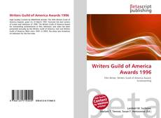 Borítókép a  Writers Guild of America Awards 1996 - hoz