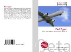 Buchcover von Paul Egger