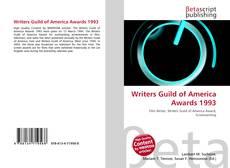Borítókép a  Writers Guild of America Awards 1993 - hoz