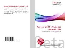 Borítókép a  Writers Guild of America Awards 1997 - hoz