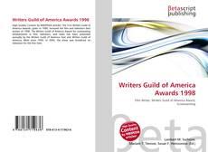 Borítókép a  Writers Guild of America Awards 1998 - hoz