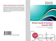 Borítókép a  Writers Guild of America Awards 2002 - hoz