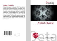 Bookcover of Alexios II. (Byzanz)