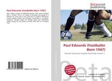 Copertina di Paul Edwards (Footballer Born 1947)