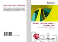 Borítókép a  Writers Guild of America Awards 2006 - hoz