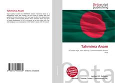 Bookcover of Tahmima Anam