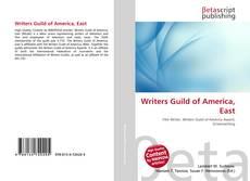 Borítókép a  Writers Guild of America, East - hoz