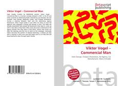 Bookcover of Viktor Vogel – Commercial Man