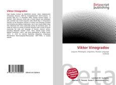 Bookcover of Viktor Vinogradov
