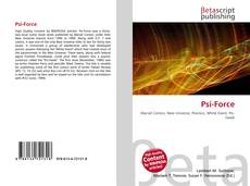 Bookcover of Psi-Force
