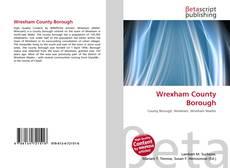 Обложка Wrexham County Borough