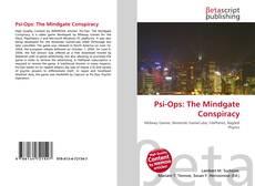 Copertina di Psi-Ops: The Mindgate Conspiracy